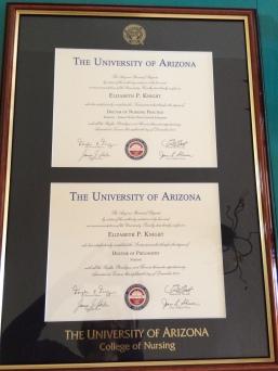 image of diplomas